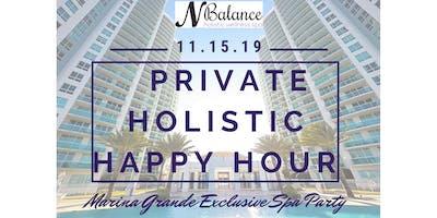 Marina Grande Private Spa Party