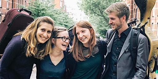 RBC BBC New Generation Artists: Consone Quartet
