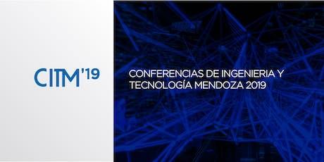 Conferencias de Ingeniería y Tecnología Mendoza entradas