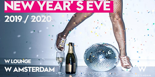 Individual ticket: New Year's Eve @ W Amsterdam