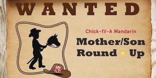 Chick-fil-A Mandarin Mother Son Roundup
