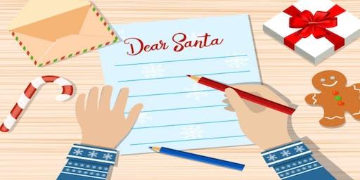 Writing To Santa