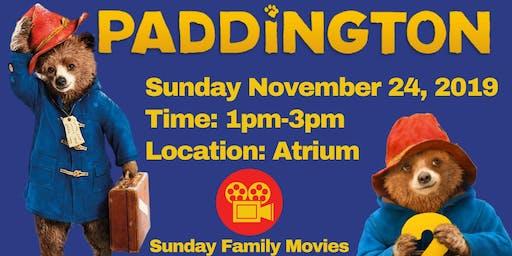 Sunday Family Movie -Paddington 2