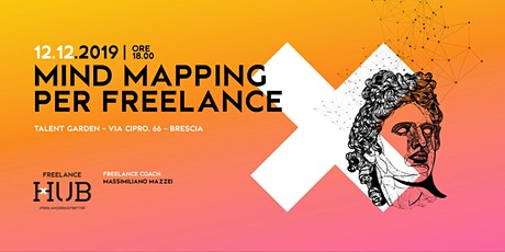 Mind Mapping Lab + Aperitivo di Natale | Freelance Lab biglietti