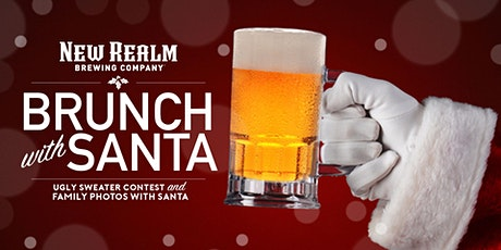 Breakfast with Santa at New Realm Brewing tickets