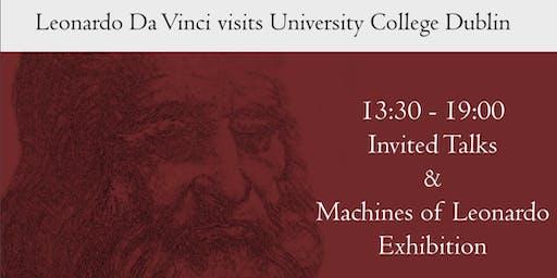 DaVinci Visits University College Dublin