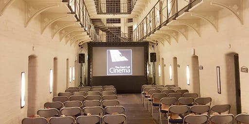 Home Alone at the Gaol Cell Cinema