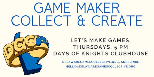 Game Maker Collect & Create
