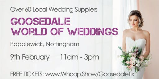 Goosedale World of Weddings