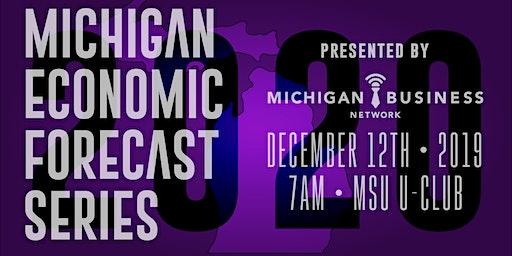 2019 Michigan Economic Forecast Series Breakfast