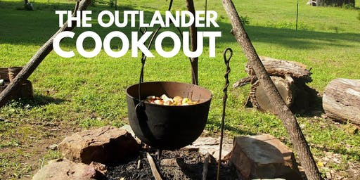 Dinner on the hillside: The Outlander Cookout