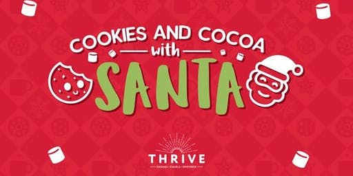 Utah Cookies & Cocoa with Santa