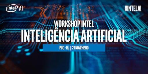 Workshop INTEL de Inteligência Artificial na PUC-Rio