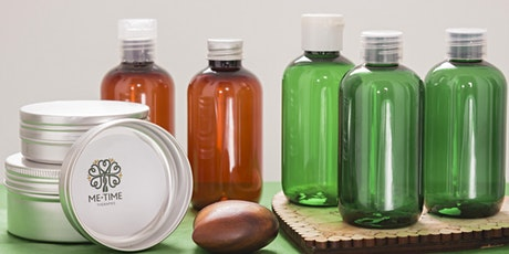 Make Your Own Natural Skin Care Products Course tickets