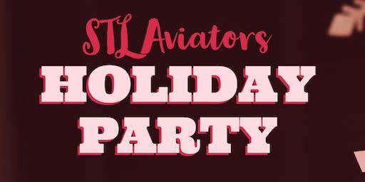 STL Aviators Holiday Party