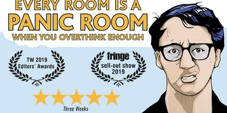Simon Caine tries some (soon to be) award winning comedy. tickets