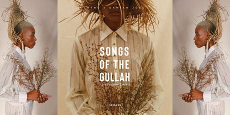 Songs of the Gullah - Live Fashion Exhibition tickets