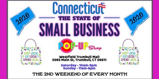 Small Business Weekend (Pop-Up Shop)