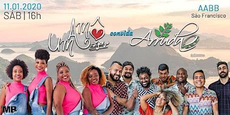 """""""Um Amô"""" convida """"Grupo Arruda"""" ingressos"""