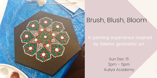 Brush, Blush + Bloom