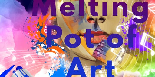 Melting Pot Of Art With Host Remo Millz