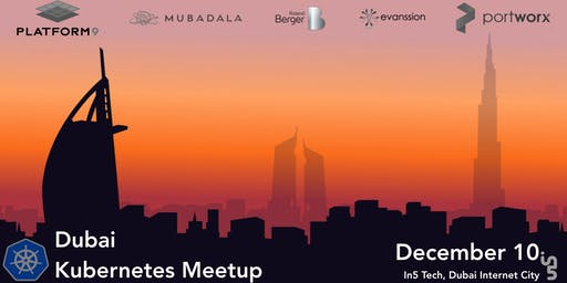 Dubai Kubernetes Event