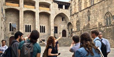 Walking tour: Barrio Gótico