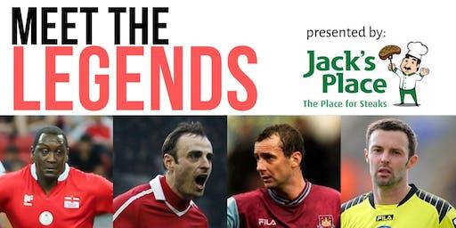 Jack's Place Meet The Legends
