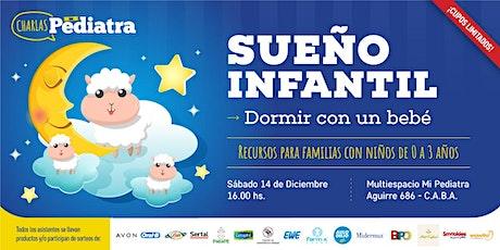 SUEÑO INFANTIL: Dormir con un bebé entradas