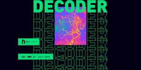 DECODER //DESFILE TRANSMEDIA  2020 entradas