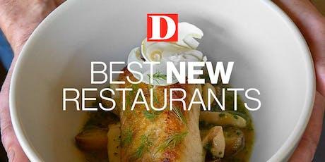 D Magazine's Best New Restaurants Event tickets
