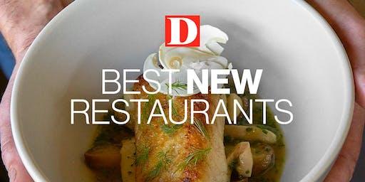 D Magazine's Best New Restaurants Event