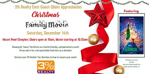 Christmas Movie Presented by KC Real Estate Group - 3% Realty East Coast