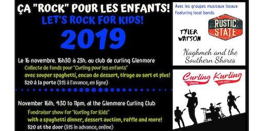 Ça rock pour les enfants/Let's Rock for Kids (SVP lire desc./PLS read desc)