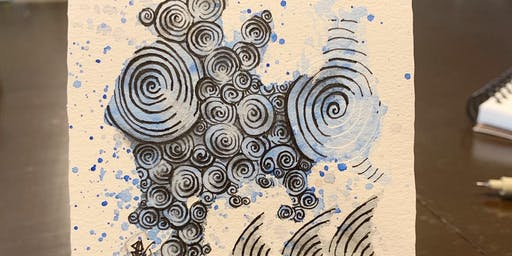 Art of Reuse: Zentangle 101: Learn the Basics to Decorate and Upcycle Just about Anything