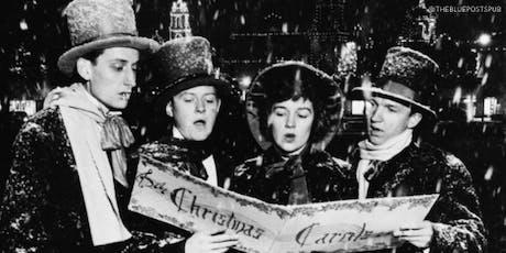 Christmas Carols at The Blue Posts, Rupert St tickets
