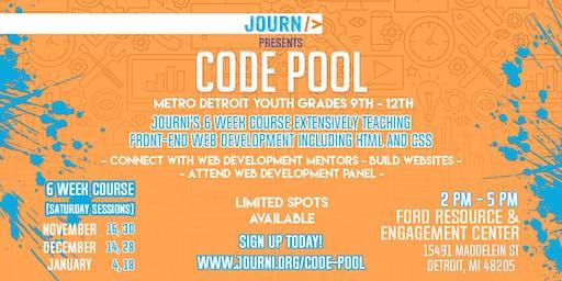 Code Pool: High School