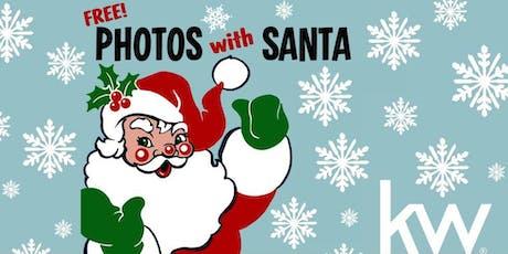 Keller Williams Photos with Santa tickets