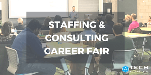 Tech Elevator Staffing & Consulting Career Fair - Cleveland