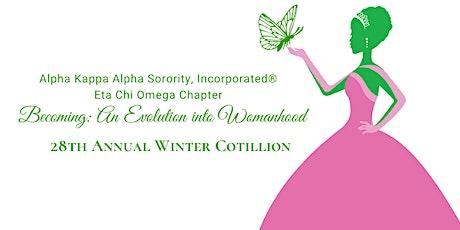 Eta Chi Omega 2020 Winter Cotillion tickets