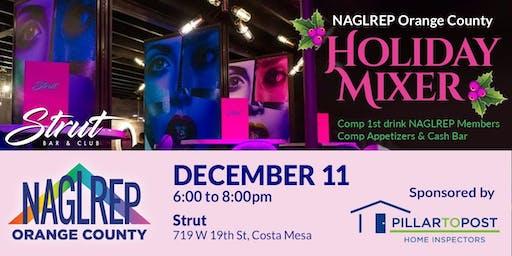 NAGLREP Orange County Holiday Mixer Dec 11