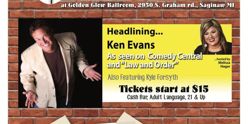 Comedy Show - Saginaw