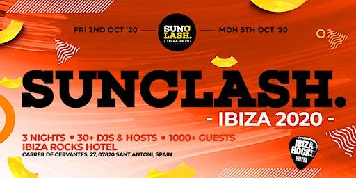 SunClash Ibiza Weekender 2020