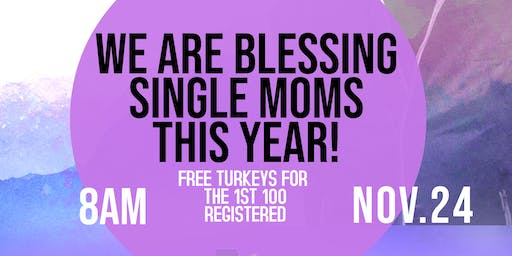 Answer City Turkey Giveaway for Single Moms!