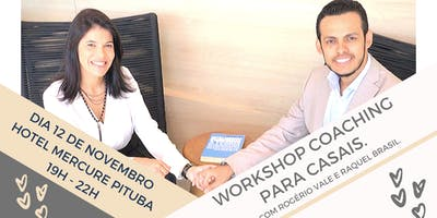 WORKSHOP DE INTELIGÊNCIA EMOCIONAL - COACHING PARA CASAIS