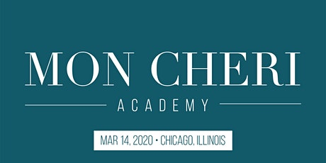Mon Cheri Academy | March 14th at National Bridal Market tickets