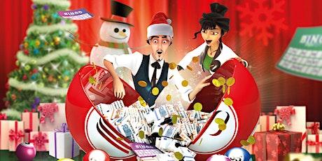 Christmas Bingo tickets
