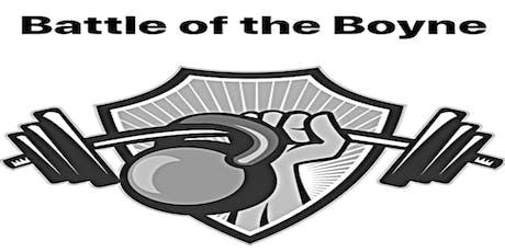 Battle of the Boyne tickets