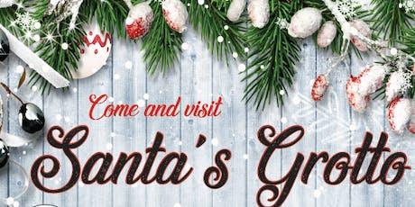 NSP Pre School & FRANS Santas Grotto tickets
