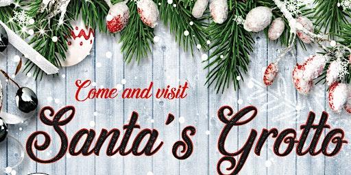NSP Pre School & FRANS Santas Grotto